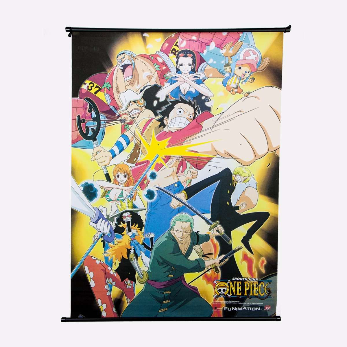Crew Wall Scroll home-decor