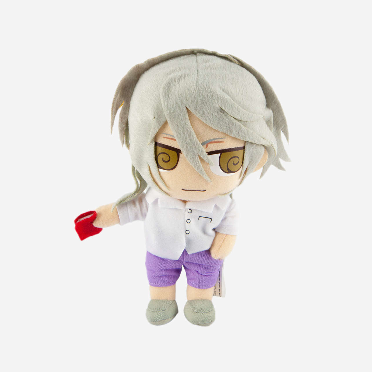 Makishima Plush 8'' Toys & Games