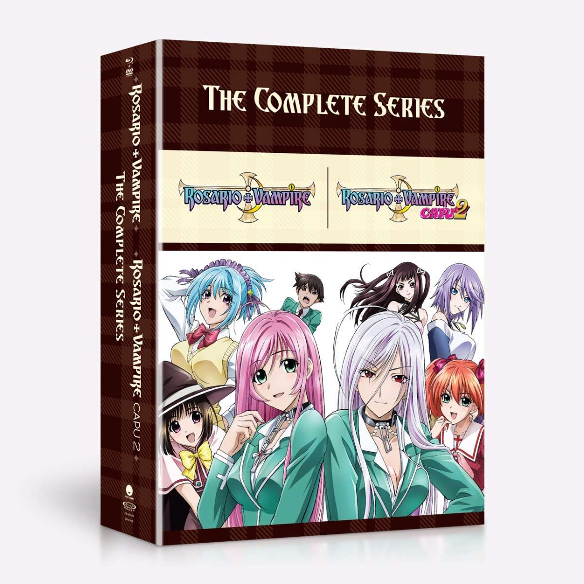 Complete Series - BD/DVD Combo Home Video