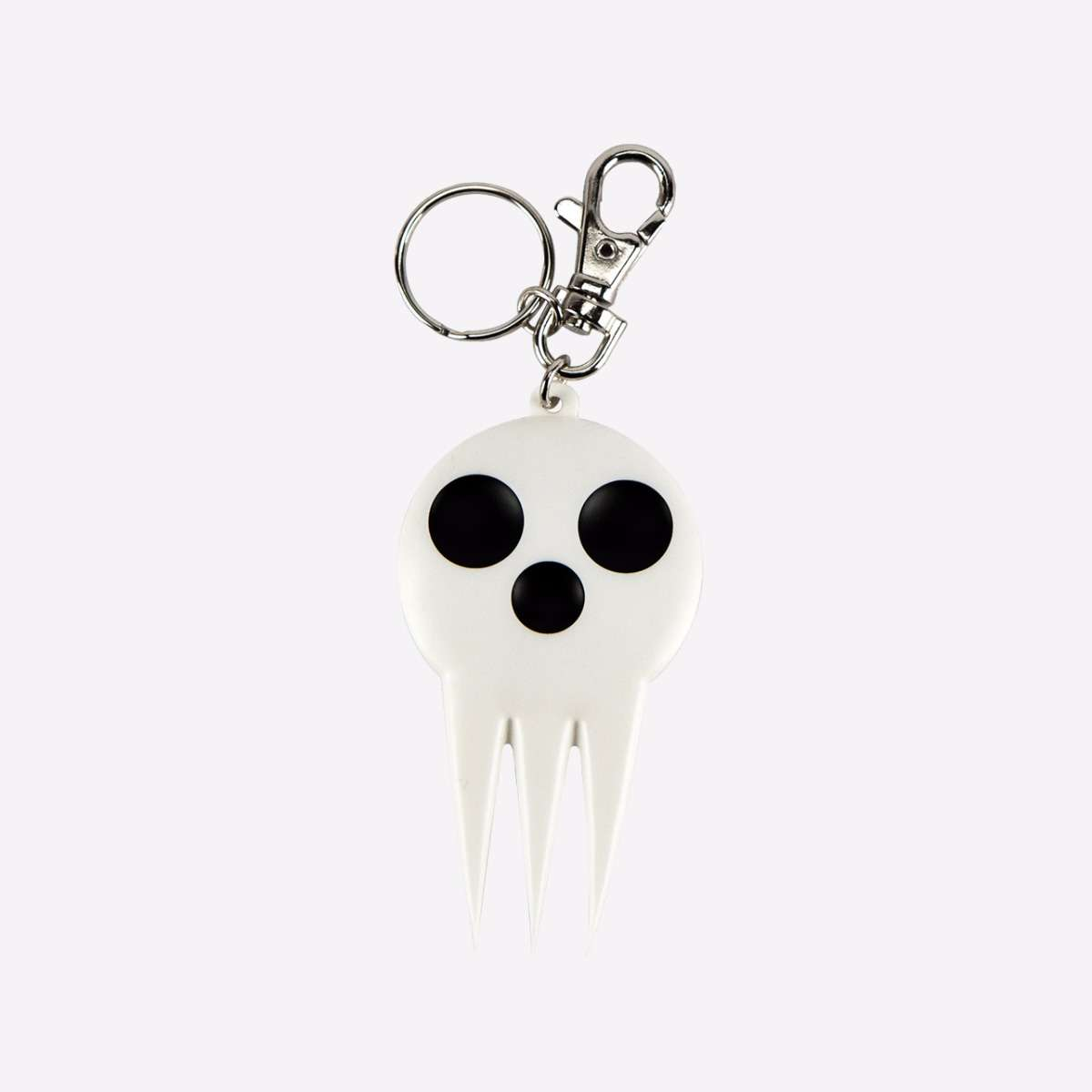 Skull PVC Keychain Accessories