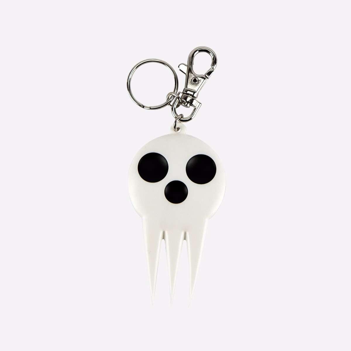 Skull PVC Keychain accessories