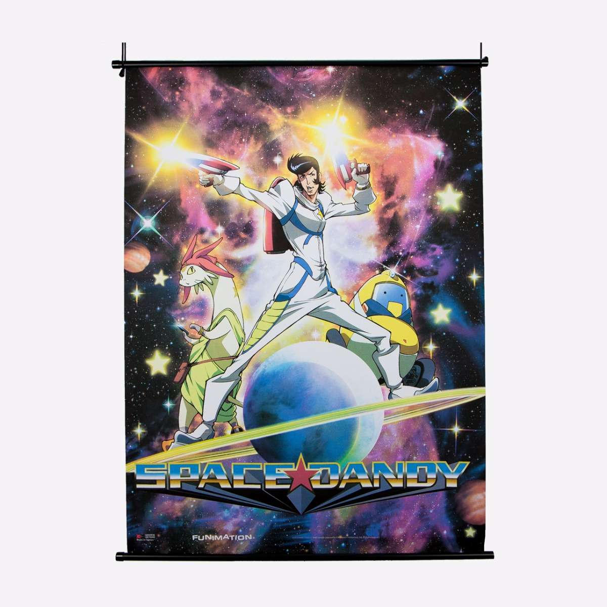 Dandy Meow QT Wall Scroll home-decor
