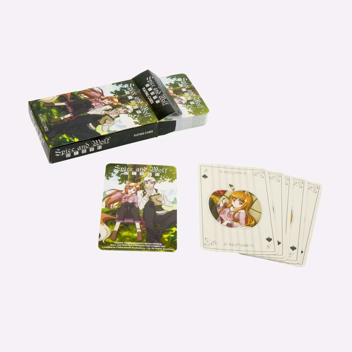 Holo Playing Cards toys-games