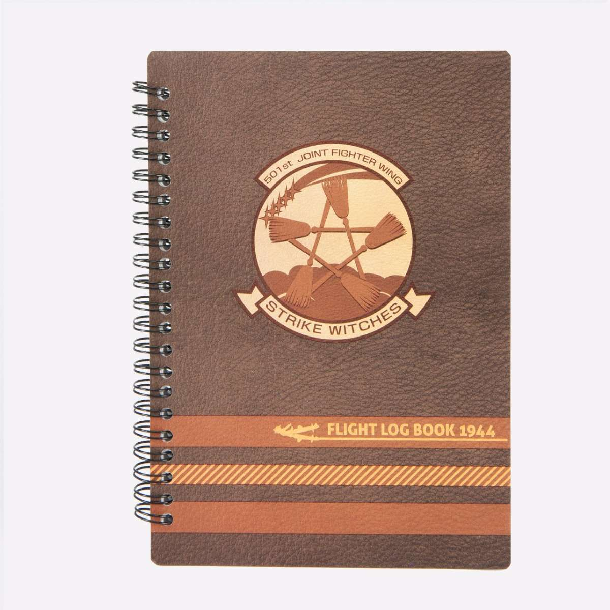 501st Flight Log Notebook home-decor