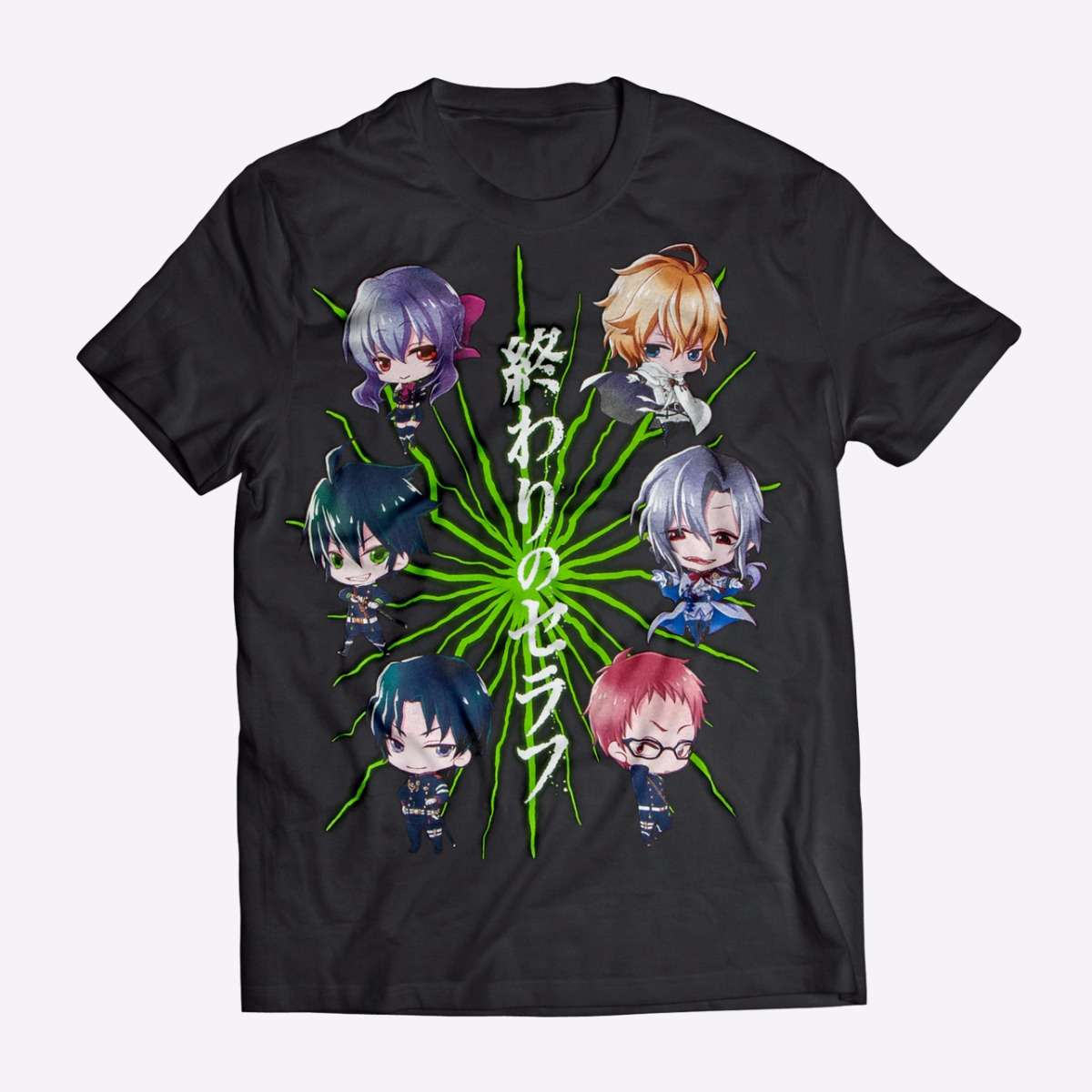 T-Shirt - Chibi apparel