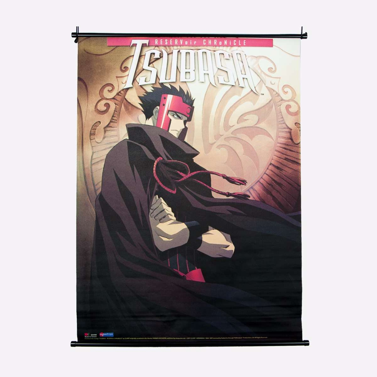 Kurogane Wall Scroll home-decor