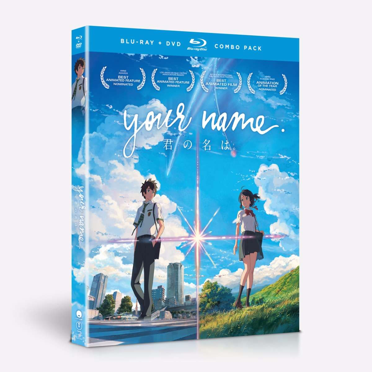 Movie -  BD/DVD Combo Home Video