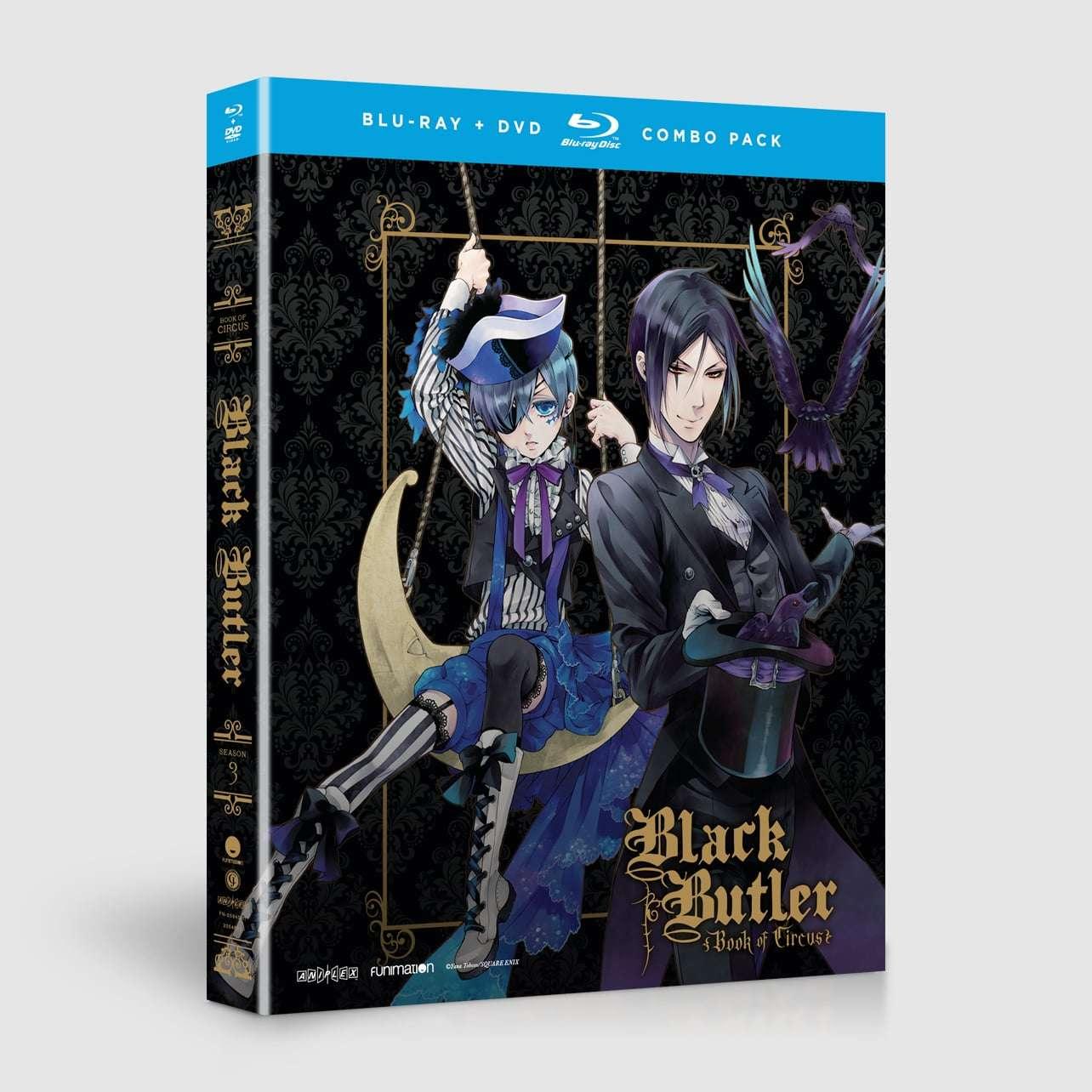 Black butler season 3 release date