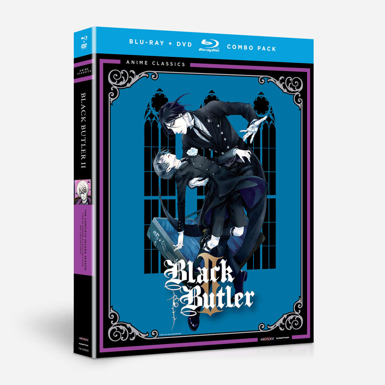 Black butler season 3 release date in Perth