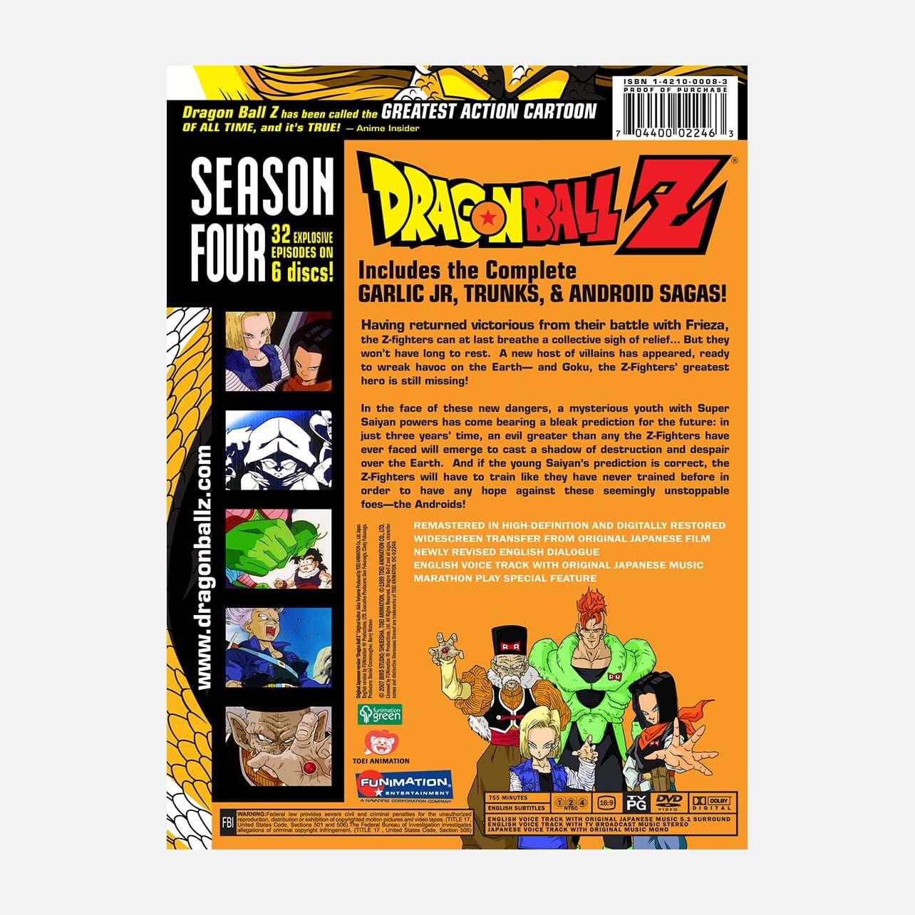 Dragon Ball Z (TV Series 1996–2003) - IMDb