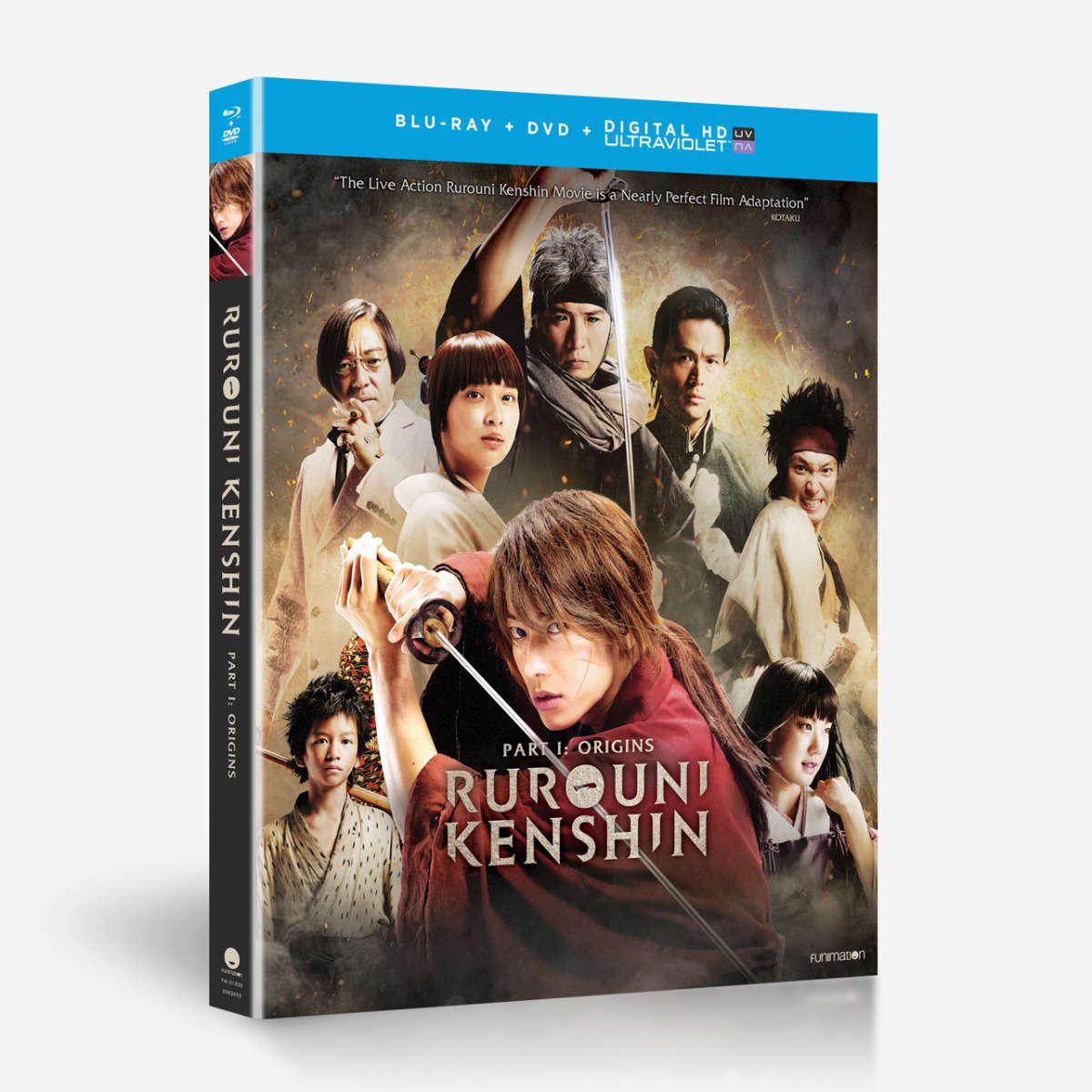 Rurouni Kenshin Season 1: Find Anime SALE Online At Funimation