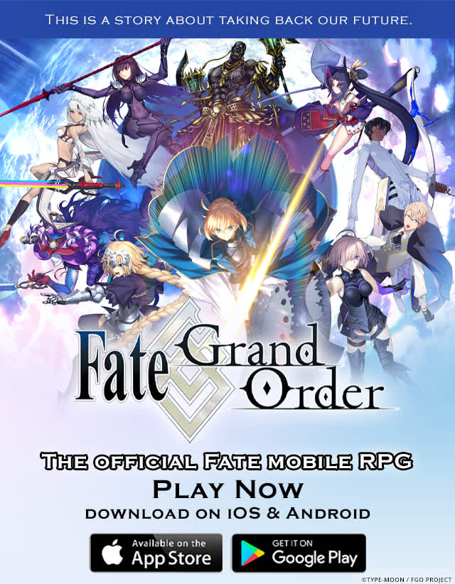 Watch Fategrand Order Absolute Demonic Front Babylonia