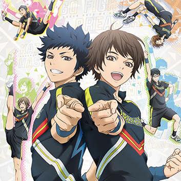 Simulcast Anime