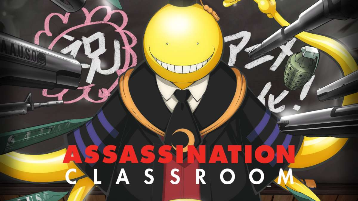 Assassins Classroom Serien Stream