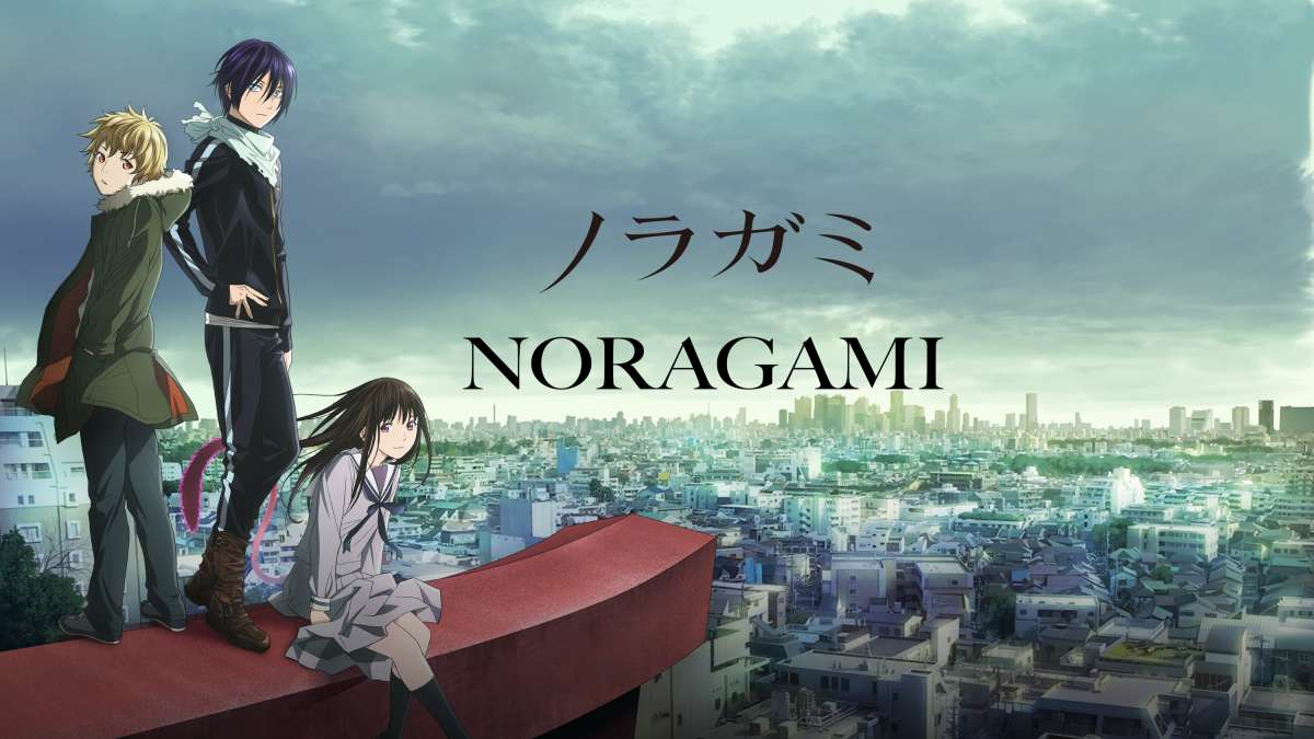 Image Result For Anime Wallpaper Noragami