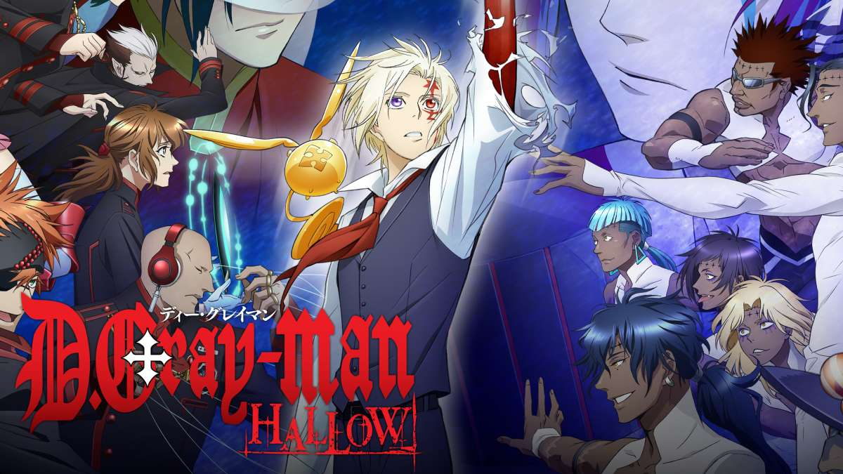 D Gray Man Stream Ger Sub