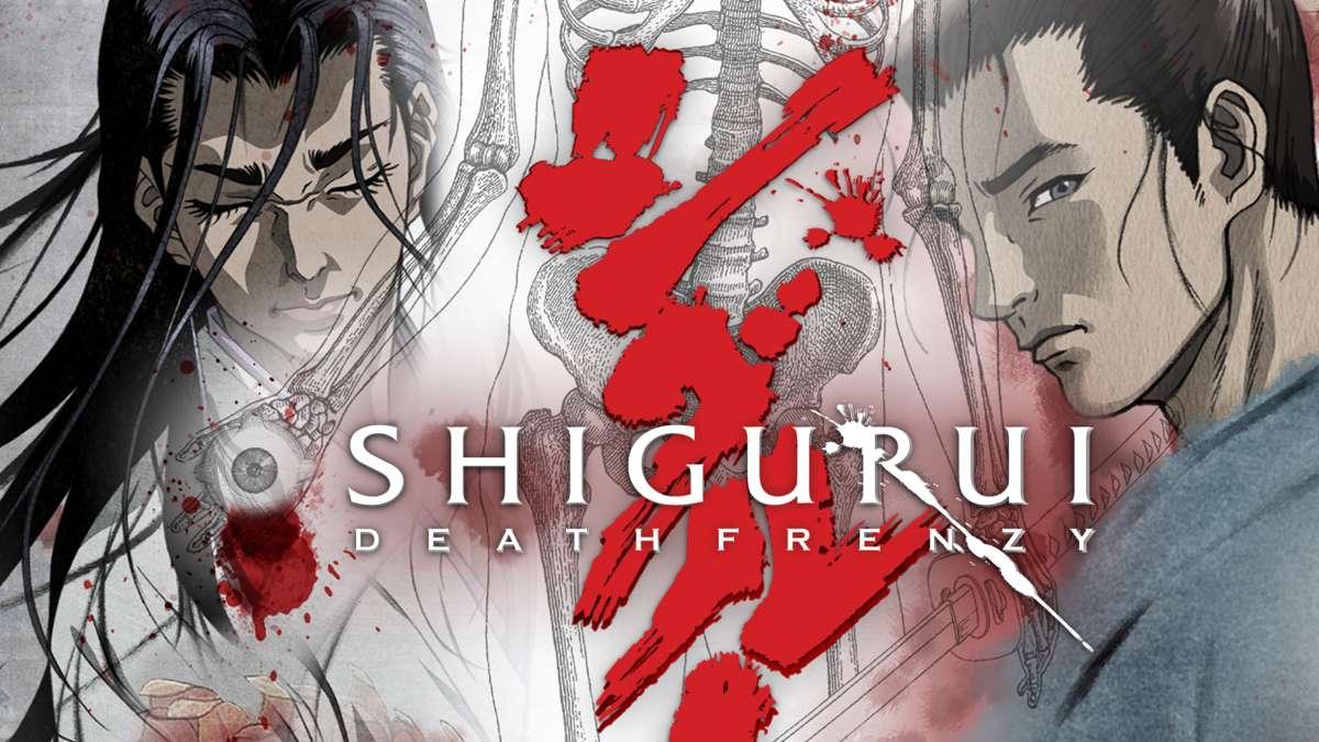Shigurui Stream