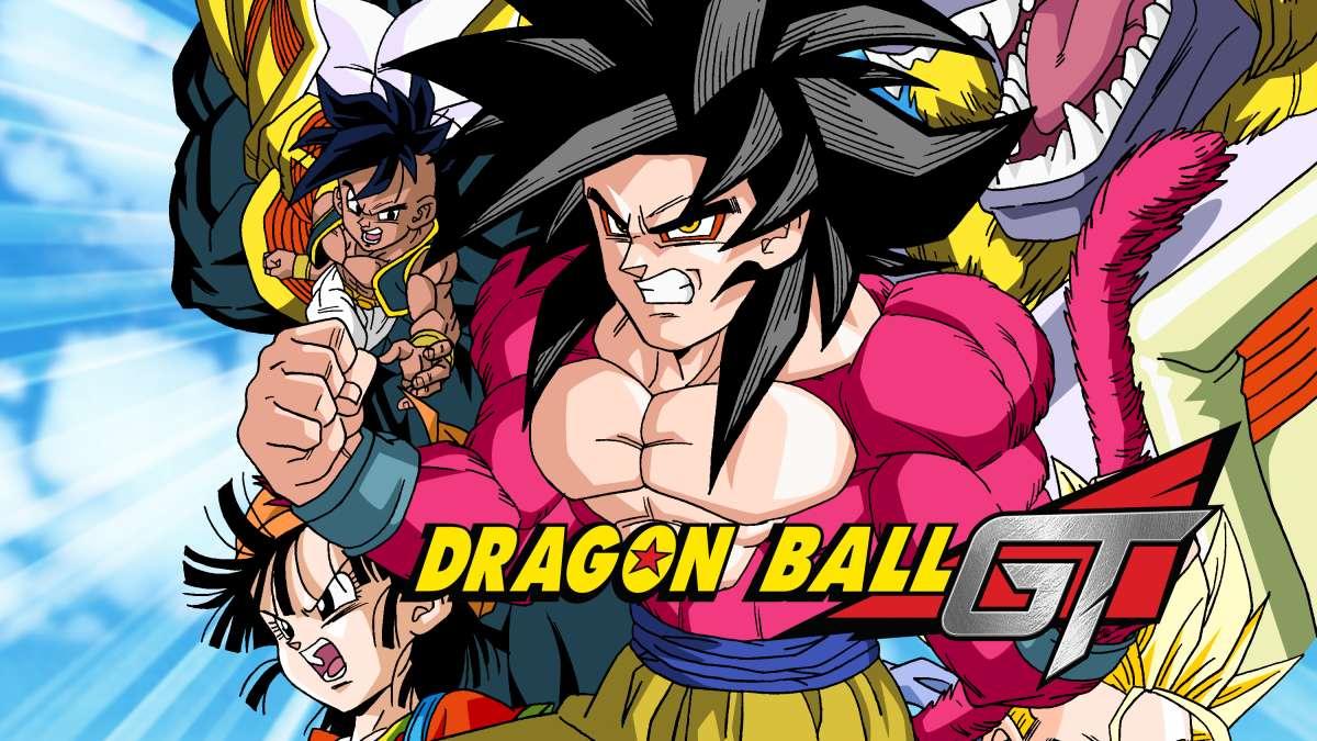 Gt streaming dragonball