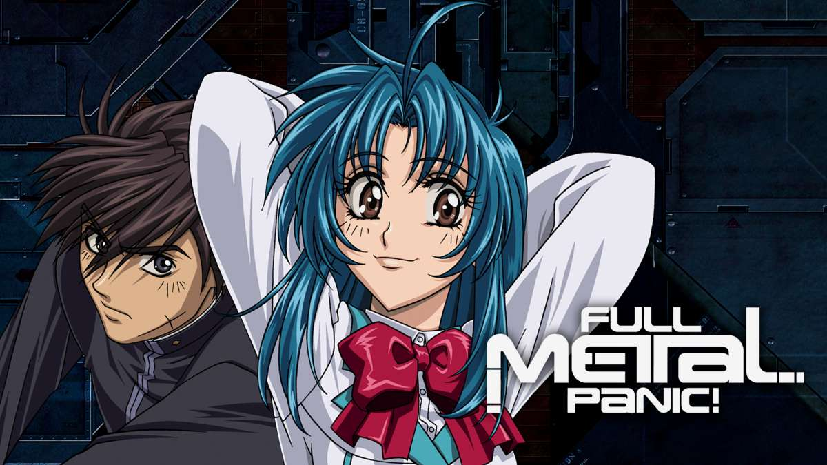 Stream Amp Watch Full Metal Panic Episodes Online Sub Amp Dub