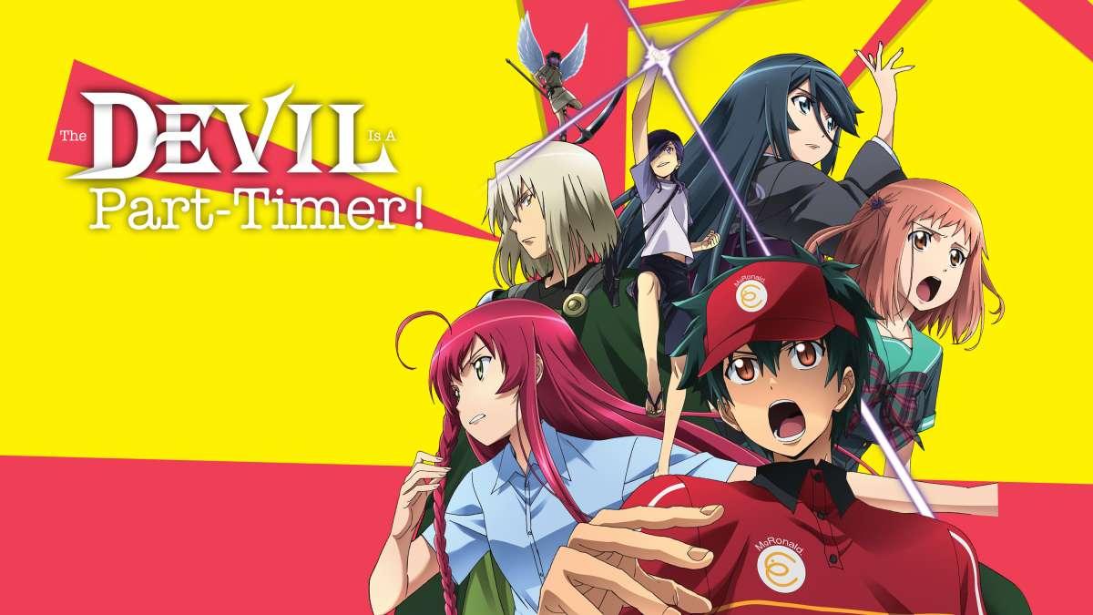 Serien Stream Devil Is A Part-Timer