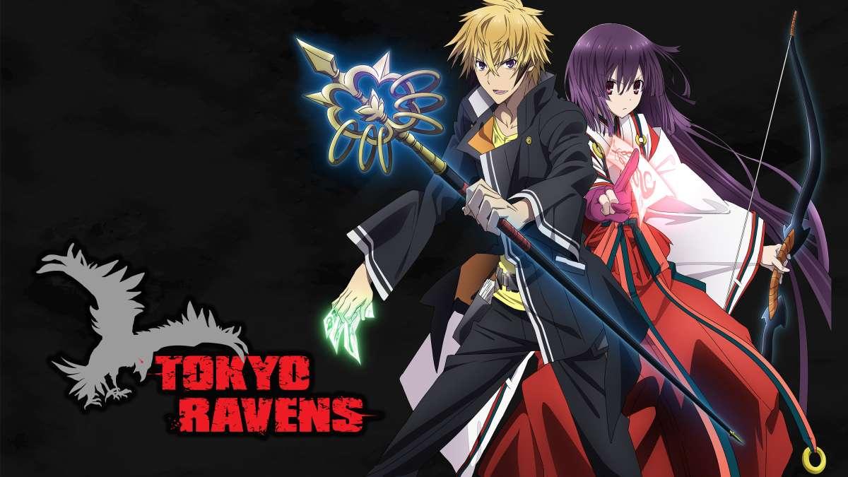 Tokyo Ravens Stream