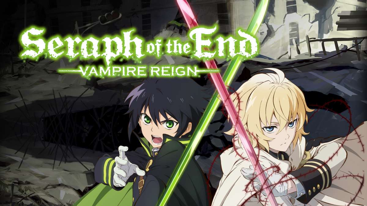 Seraph Of The End Ger Dub