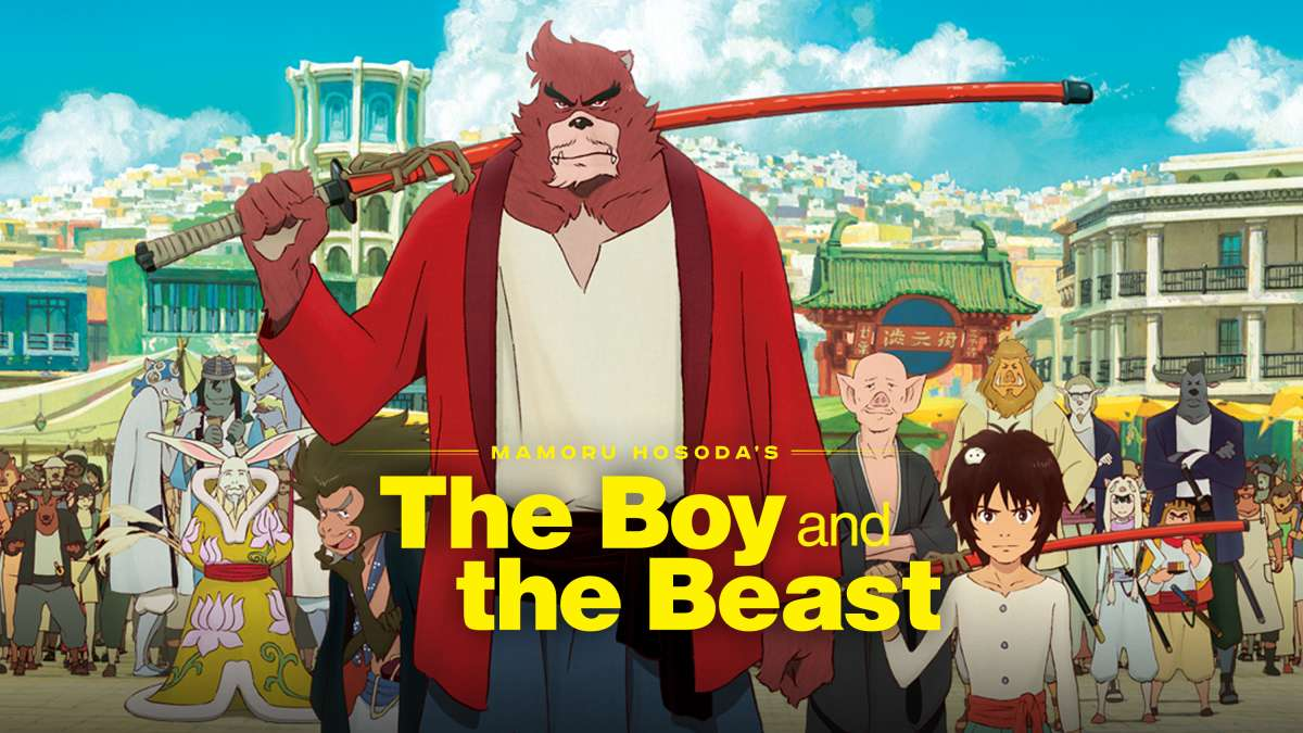The Boy And The Beast Stream