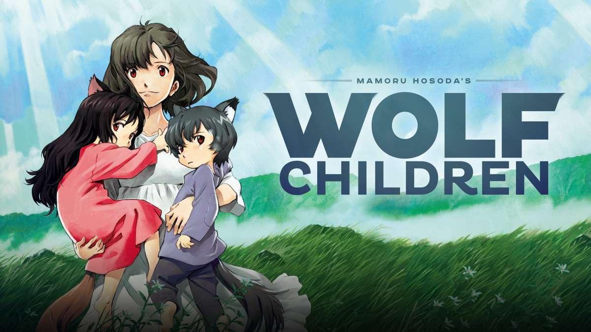 Wolf Children Ger Sub