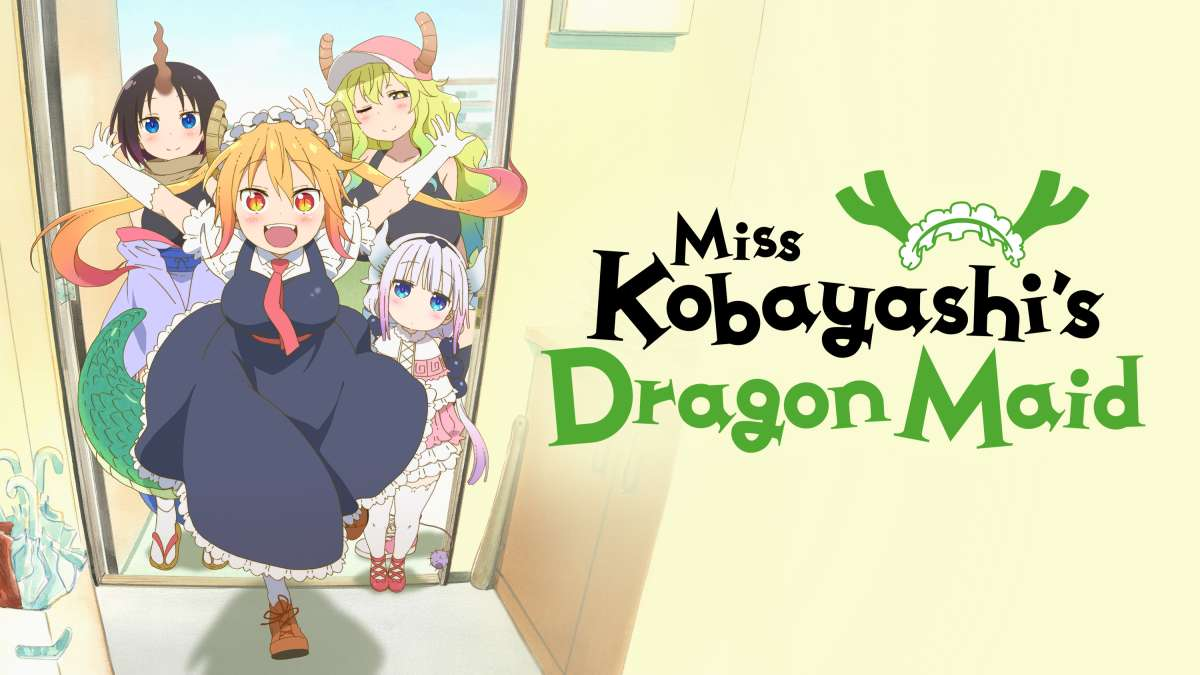 Miss KobayashiS Dragon Maid Ger Sub