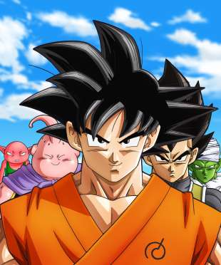 watch dragon ball super online - Dragon B