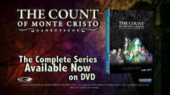 Stream Watch The Count Of Monte Cristo Gankutsuou Episodes Online