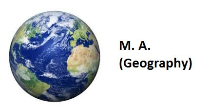 M.A. (Geography)