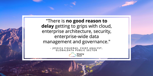 Six Inspiring Quotes About Public Sector Digital Transformation Delectable Cloud Quotes