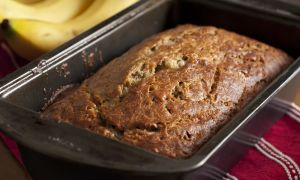 Banana Raspberry Bread Recipe