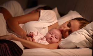 Dangers of Sleeping With Baby