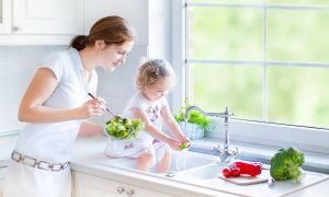 The Healthy Benefits of Home Cooking