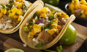 Sharpen Your Vision with This Taco Meal