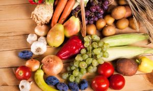 Nutrition Boosters for Fruit and Veggies
