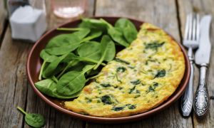Pack on Greens to Shed Pounds