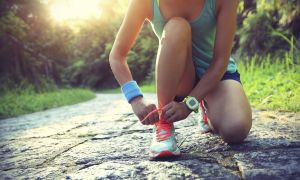 Exercise Early to Get Better Sleep