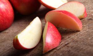 Crunchy Apple Wedges Recipe