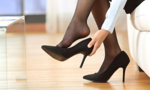 Could Your Shoes Be a Health Hazard?