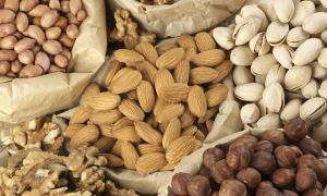 Eat Nuts to Live Longer