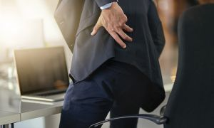 Is Your Job a Pain in the Back?
