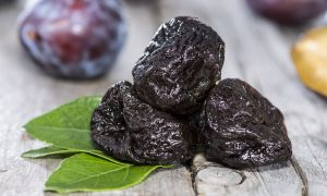 Dried Plums Help Build Strong Bones