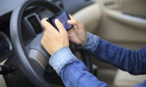 Distracted Driving Knows No Age Limits
