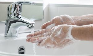 You Don't Need Antibacterial Soaps to Keep Your Hands Clean