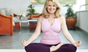 Try Yoga to Lose Weight, Reduce Stress, and Fight Fibromyalgia