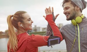 The Benefits of Exercising with a Workout Partner