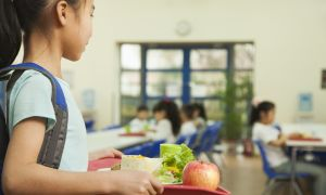 How to Get Healthier Food in School Cafeterias